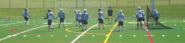 City of Lake Oswego Hazelia lacrosse